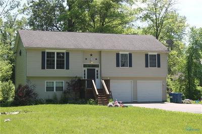 Toledo Single Family Home For Sale: 6635 Nebraska Avenue