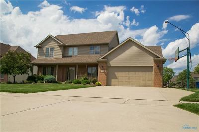 Maumee Single Family Home For Sale: 7436 Winterberry Court