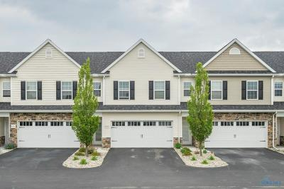 Maumee Condo/Townhouse Contingent: 4763 Lakeside Drive