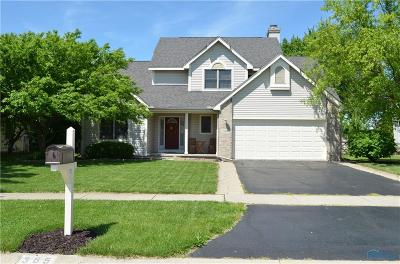 Perrysburg Single Family Home For Sale: 365 Bridgeview Drive