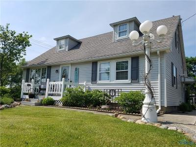 Perrysburg Single Family Home Contingent: 13490 Five Point Road
