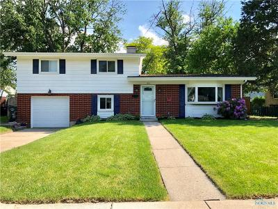 Maumee Single Family Home Contingent: 532 McIntyre Lane