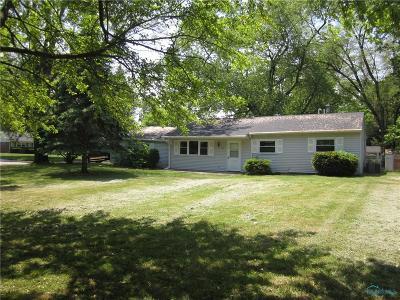 Sylvania Single Family Home Contingent: 5213 Lynnhaven Drive