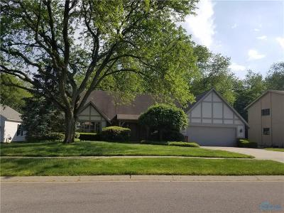 Maumee Single Family Home For Sale: 6133 W Wyandotte Road