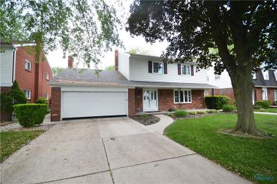 Toledo Single Family Home For Sale: 4128 Kingsmoor Drive