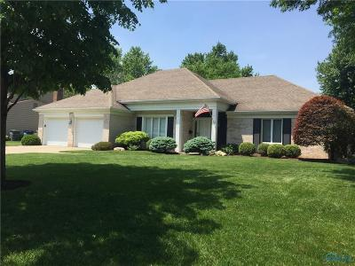 Toledo Single Family Home Contingent: 3910 Archwood Lane