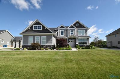 Sylvania Single Family Home Contingent: 9214 Twin Creek Lane