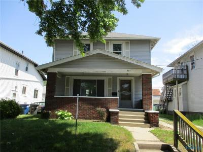 Toledo OH Single Family Home Contingent: $29,500