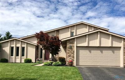Sylvania Single Family Home Contingent: 6113 Grainfield Drive