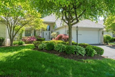 Sylvania Condo/Townhouse For Sale: 7447 Country Commons Lane