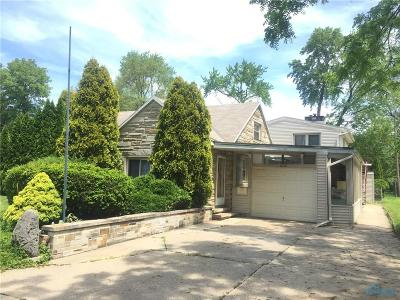 Maumee Single Family Home Contingent: 1020 Birch Street