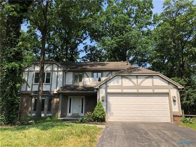 Toledo Single Family Home For Sale: 7158 Finchley Court