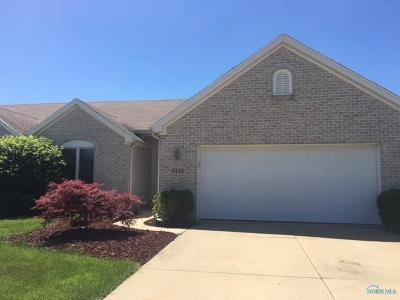 Maumee Condo/Townhouse For Sale: 4442 Clearwater Drive