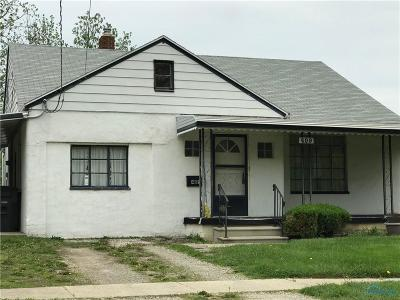 Perrysburg Single Family Home Contingent: 409 W Indiana Avenue