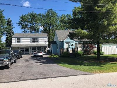 Maumee Single Family Home For Sale: 1411 4th Street