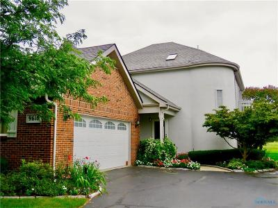 Perrysburg Single Family Home For Sale: 9610 Sheffield Road