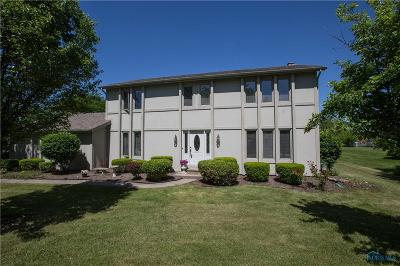 Perrysburg Single Family Home For Sale: 886 Sandalwood E Road
