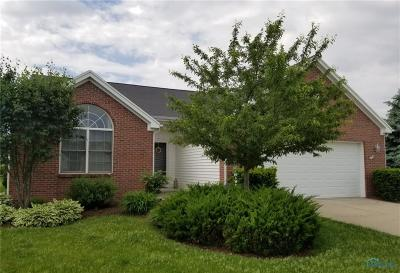 Perrysburg Condo/Townhouse Contingent: 10979 S Lakes Drive