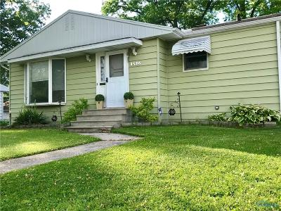 Single Family Home Contingent: 1516 Bradmore Drive