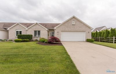 Maumee Condo/Townhouse For Sale: 7015 Springview Drive