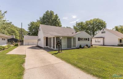 Perrysburg Single Family Home For Sale: 1003 Louisiana Avenue