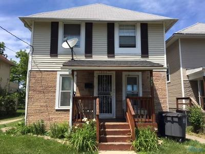 Toledo Single Family Home For Sale: 1842 Cone Street