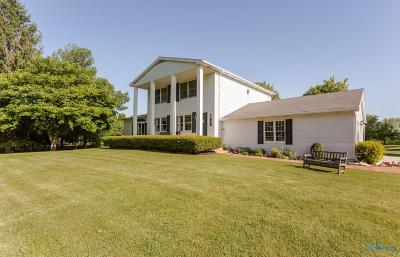 Perrysburg Single Family Home For Sale: 15026 Five Point Road