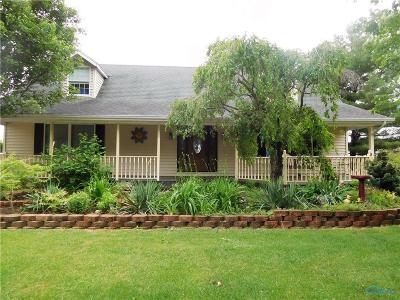 Single Family Home For Sale: 5440 Brown Road