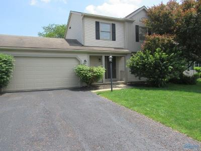 Perrysburg Single Family Home For Sale: 1060 Little Creek Drive