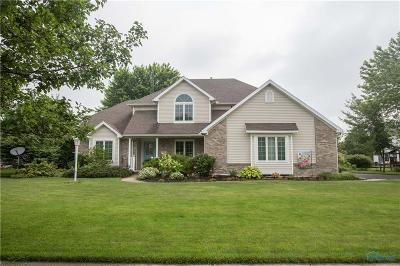 Perrysburg Single Family Home For Sale: 577 Harrison Road