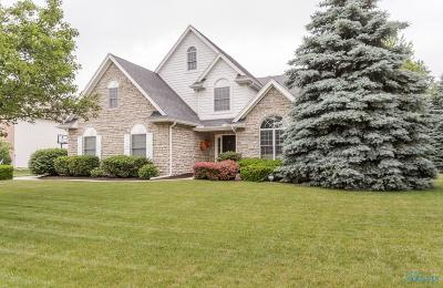 Maumee Single Family Home For Sale: 8034 S Bridgeway