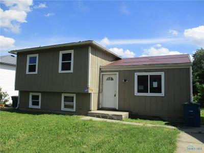Toledo OH Single Family Home Contingent: $49,900