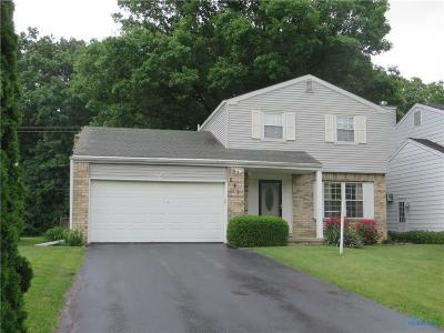 Rossford OH Single Family Home Contingent: $149,900