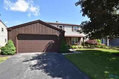 Sylvania OH Single Family Home For Sale: $183,500