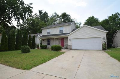 Sylvania Single Family Home For Sale: 5837 Sugar Hill Court
