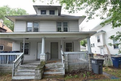 Toledo Multi Family Home For Sale: 4138 Lewis Avenue
