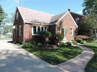Toledo Single Family Home For Sale: 5738 St. Clement Court