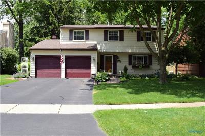 Toledo Single Family Home Contingent: 6146 Pembridge Drive