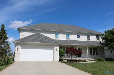 Sylvania OH Single Family Home For Sale: $262,400