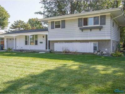 Toledo Single Family Home For Sale: 3565 Havenhurst Boulevard