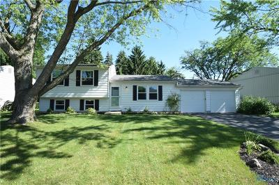 Perrysburg Single Family Home Contingent: 260 Southwood Drive