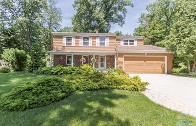 Toledo Single Family Home Contingent: 4083 Grandview Court
