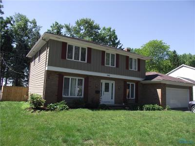 Sylvania OH Single Family Home Contingent: $234,900