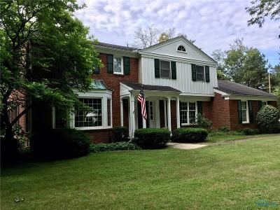 Perrysburg Single Family Home For Sale: 27860 White Road