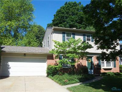 Sylvania OH Single Family Home For Sale: $195,900