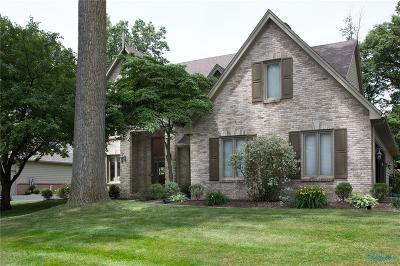 Toledo Single Family Home Contingent: 7424 Finchwood Lane