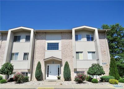 Maumee Condo/Townhouse For Sale: 6640 Salisbury Road #302
