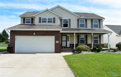 Lucas County Single Family Home For Sale: 3728 Lily Drive