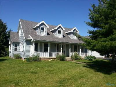 Lucas County Single Family Home For Sale: 1425 N Stadium Road