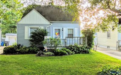 Toledo Single Family Home For Sale: 3924 Orono Drive